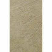 Terra 8 in. x 12 in. Brazilian Slate Porcelain Floor and Wall Tile (9.59 sq. ft. / case)