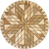 Medallion 7123 36 in. Travertine Floor and Wall Tile (7.07 sq. ft./case)-DISCONTINUED