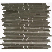 Windsor Random Athens Grey 12 in. x 12 in. x 8 mm Marble Floor and Wall Tile