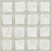 Egyptian Glass Isis 12 in. x 12 in. x 6 mm Glass Face-Mounted Mosaic Wall Tile