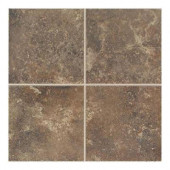 Castle De Verre Regal Rouge 13 in. x 13 in. Porcelain Floor and Wall Tile (16.72 sq. ft. / case)-DISCONTINUED