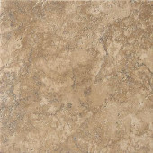 Artea Stone 20 in. x 20 in. Cappuccino Porcelain Floor and Wall Tile (16.15 sq. ft. / case)