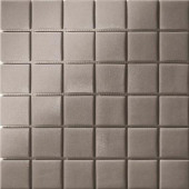 12.5 in. x 12.5 in. Capri Grigio Dark Grip Glass Tile-DISCONTINUED