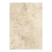 Brancacci Windrift Beige 12 in. x 18 in. Glazed Ceramic Wall Tile (16.42 sq. ft. / case)