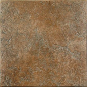 Casper 18 in. x 18 in. Cotto Ceramic Floor Tile (15.28 sq. ft./Case)-DISCONTINUED