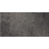 Porfido 6 in. x 12 in. Charcoal Porcelain Floor and Wall Tile (8.71 sq. ft./case)