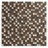 Opera Allegro 12 in. x 12 in. Glass Mesh-Mounted Mosaic Tile (10 sq.ft./Case)