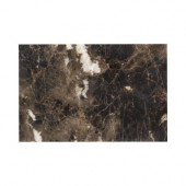 Emperador 8 in. x 12 in. Honed Marble Floor or Wall Tile (4 sq. ft., 6 pcs/ case)