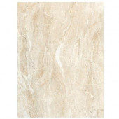 Campisi 9 in. x 12 in. Alabaster Porcelain Floor and Wall Tile (11.25 sq. ft. / case)