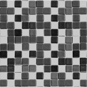 Teaz Tea Blend-1204 Mosaic Recycled Glass 12 in. x 12 in. Mesh Mounted Floor & Wall Tile (5 sq. ft.)