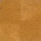 Inca Gold 18 in. x 18 in. Natural Stone Floor and Wall Tile (4.5 sq. ft. / case)-DISCONTINUED