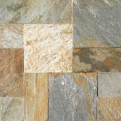 Horizon Pattern Gauged Quartzite Floor and Wall Tile (16 sq. ft. / case)
