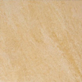 Valencia Beige 18 in. x 18 in. Glazed Porcelain Floor and Wall Tile (18 sq. ft. / case)-DISCONTINUED