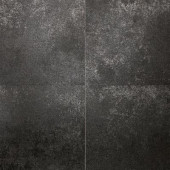 Metal Effects Radiant Iron 13 in. x 13 in. Porcelain Floor and Wall Tile (15.24 sq. ft. / case)-DISCONTINUED