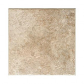 Passaggio Sorano Brown 18 in. x 18 in. Glazed Porcleain Floor and Wall Tile (18 sq. ft. / case)-DISCONTINUED