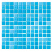 Futurez Hendrix-3001 Glow In The Dark 12 in. x 12 in. Mesh Mounted Floor & Wall Tile (5 sq. ft.)