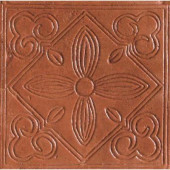 Saltillo Sealed Antique Adobe 8 in. x 8 in. Ceramic Floor and Wall Tile-DISCONTINUED