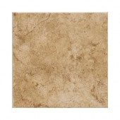 Fidenza Dorado 18 in. x 18 in. Porcelain Floor and Wall Tile (18 sq. ft. / case)