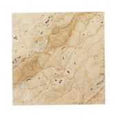 Toscano 6 in. x 6 in. Travertine Floor/Wall Tile (1 pk /4 pcs-1 sq. ft.)