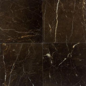 Natural Stone Collection St. Laurent 12 in. x 12 in. Marble Floor and Wall Tile (10 sq. ft. / case)