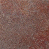 Stratford Copper 12 in. x 12 in. Glazed Porcelain Floor & Wall Tile-DISCONTINUED