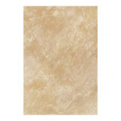 Continental Slate Persian Gold 12 in. x 18 in. Porcelain Floor and Wall Tile (13.5 sq. ft. / case)