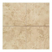 Brancacci Fresco Caffe 18 in. x 18 in. Ceramic Floor and Wall Tile (18 sq. ft. / case)