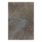 Continental Slate Tuscan Blue 12 in. x 18 in. Porcelain Floor and Wall Tile (13.5 sq. ft. / case)