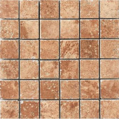 Montagna Soratta 12 in. x 12 in. Porcelain Mosaic Floor and Wall Tile