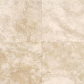 Travertine Torreon 16 in. x 16 in. Natural Stone Floor and Wall Tile (10.68 sq. ft. / case)-DISCONTINUED