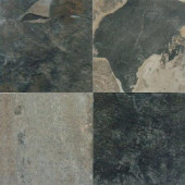 Stone Aqua 6 in. x 6 in. Glazed Porcelain Pool Tile