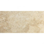 Artea Stone 6-1/2 in. x 13 in. Avorio Porcelain Floor and Wall Tile (9.46 sq. ft. / case)
