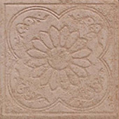 Sanford Adobe 6-1/2 in. x 6-1/2 in. Decorative Porcelain Floor and Wall Tile (12 pieces /case)
