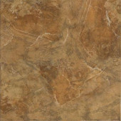 Imperial Slate Tan 16 in. x 16 in. Ceramic Floor and Wall Tile (13.776 sq. ft. / case)