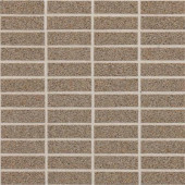 Identity Imperial Gold 12 in. x 12 in. x 9-1/2mm Porcelain Sheet-Mounted Mosaic Floor/Wall Tile-DISCONTINUED