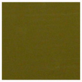 Glass Olive 4 in. x 4 in. Unglazed Insert Wall Tile-DISCONTINUED