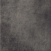 Porfido 12 in. x 12 in. Charcoal Porcelain Floor and Wall Tile (13 sq. ft. / case)
