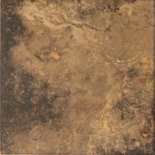 Jade 6-1/2 in. x 6-1/2 in. Chestnut Porcelain Floor and Wall Tile (10.55 sq. ft. /case)