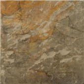 Bombay 7 in. x 7 in. Salsette Porcelain Floor and Wall Tile (5.8 sq .ft./case)