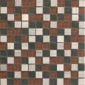 Opera Glass Adagio 12 in. x 12 in. Mesh-Mounted Mosaic Wall and Floor Tile (10 sq. ft./case)