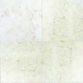 6 in. x 6 in. Luxor Gold Limestone Floor & Wall Tile-DISCONTINUED