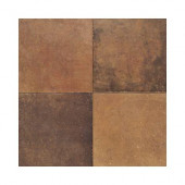 Terra Antica Rosso 6 in. x 6 in. Porcelain Floor and Wall Tile (11 sq. ft. / case)