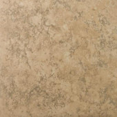 Odyssey 20 in. x 20 in. Cafe Ceramic Floor and Wall Tile