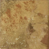Jade Ochre 13 in. x 13 in. Glazed Porcelain Floor and Wall Tile (17.85 sq. ft. /case)