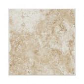 Fidenza Bianco 2 in. x 2 in. Ceramic Bullnose Corner Wall Tile