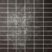 Metal Effects Copper 12 in. x 12 in. x 9-1/2mm Porcelain Mosaic Floor Tile (10.56 sq. ft. / case)-DISCONTINUED
