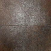 Metal Effects Shimmering Copper 20 in. x 20 in. Porcelain Floor and Wall Tile (15.88 sq. ft. / case)-DISCONTINUED