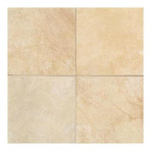 Florenza Sabbia 12 in. x 12 in. Porcelain Floor and Wall Tile (11.62 sq. ft. / case)-DISCONTINUED