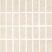 Cityscape T-1000 Grand Neutral 12 in. x 12 in. x 8 mm Glazed Porcelain Mesh-Mounted Mosaic Tile