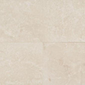Natural Stone Collection Botticino Semi Classico 12 in. x 12 in. Marble Floor and Wall Tile (10 sq. ft. / case)